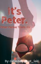 It's Peter.  -  Trans!Peter Parker by definitely_not_loki