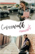 The Crosswalk Concert  by larryiswaytoobvious