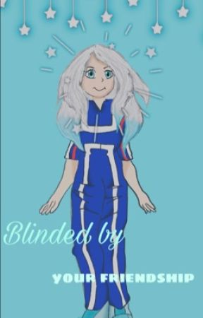 Blinded by your friendship~ bnha ~ Himari oc by sx_cosplay_