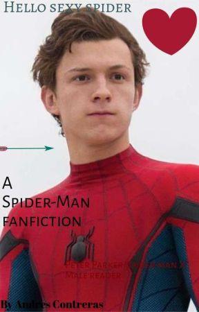 Hello Sexy Spider (Peter Parker/Spider-man X Male Reader) by Mexicanmustache900