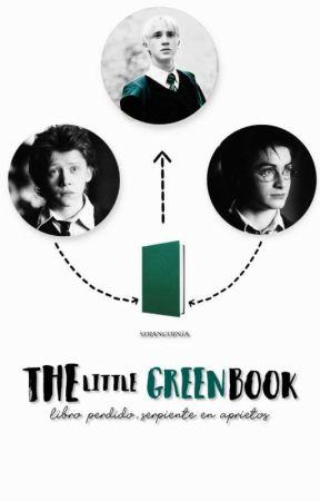 The little green book. EN EDICIÓN (au drarry) by wonderfulaldini