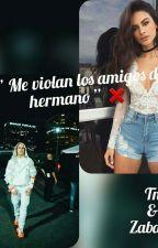 """❌  """" Me violan los amigo de mi hermano """" ❌  by MajoRodriguez985543"""