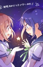 Mira and Ao - Spanking moment by YaeIsWriting02