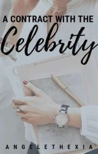 A Contract with the Celebrity  cover