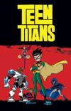 Teen Titans X Male Reader cover