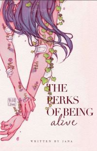 The Perks of Being Alive cover