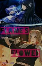 Flame's Flower by sweetnic___blossom