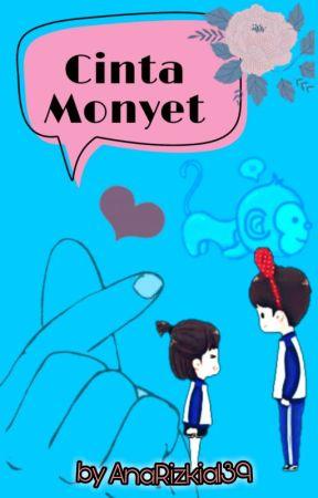 Cinta Monyet  by AnaRizkia139