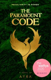 The Paramount Code (The Odd Ones, Book 1) cover