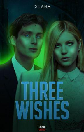 THREE WISHES ―  Jonathan Crane by endIesstars