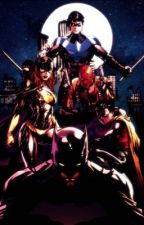 (Bat Family) Crisis On Infinite Earths by The_Wiccan653