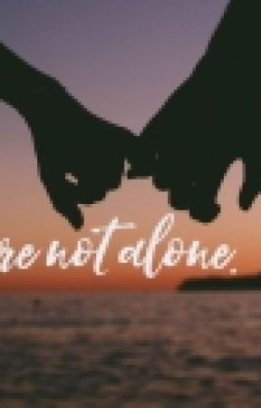 You are not alone by ekwaadoo