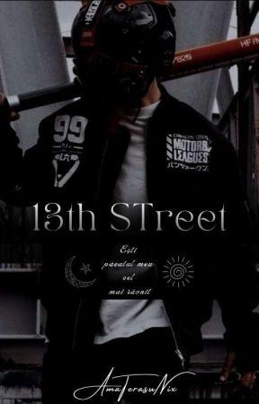 13th Street by AmaTerasuNix