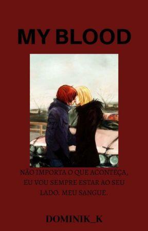 My Blood {Matt+Mello}  by dominik_k