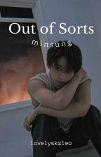 °out of sorts // minsung° by lovelyskzleo