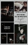 Why'd You Only Call Me When You're High?   Frerard   cover