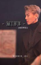 MINE - 『MONSTA X SHOWKI』 by Wonnie_115