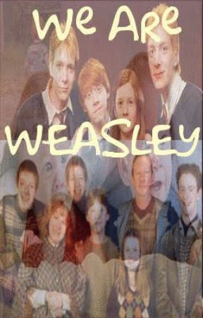 We Are Weasley by Jozamber