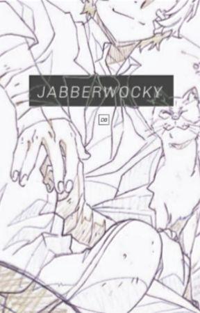 Jabberwocky ↠ Dazai Osamu by DesertButterfly