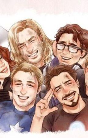 Avengers - Assemble In Hogwarts by CountVustafa