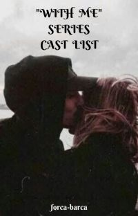 """""""with me"""" series cast list cover"""