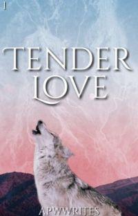Tender Love [BxB] cover