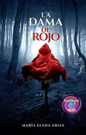 La Dama De Rojo  by MariaElenaArias7