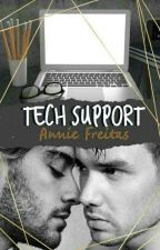 Tech Support (Ziam Mayne) by anniethelarrystan