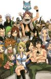 The Bullet of Fairy Tail: A Fairy Tail Story (Fairy Tail x Male Reader) cover