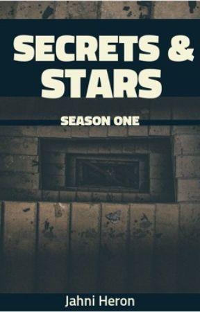 SECRETS & STARS by JJAqua