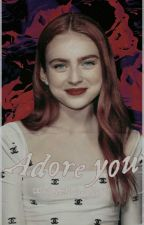 ✓ ADORE YOU ━━━ sadie sink imagines by parkersmania