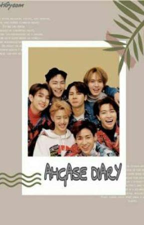 يوميات اغاسي Aghasae's Diary  by Jiaawangpark