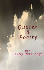 Quotes and Poems by Meguin_Penguin
