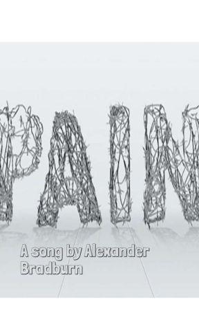 Pain- Original Song by Alexander Bradburn by alextheUFCfan