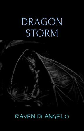 Dragon Storm by Quiblisaana