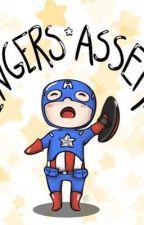 Avengers Assemble by Jade_Brady