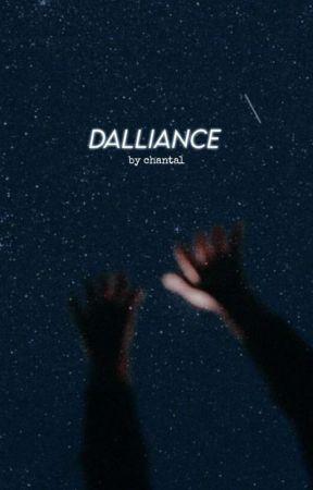 Dalliance ➵ poems by cinnamoniall-