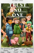 Trust No One: A Camp Camp and Gravity Falls Crossover by Emily-Cipher