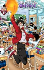 One Piece High School ( One Piece Fanfiction ) by FunbariVoid