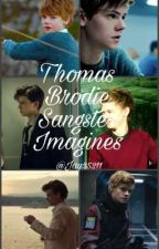 ~Thomas Brodie Sangster Imagines~ Book 2 by Jay25211