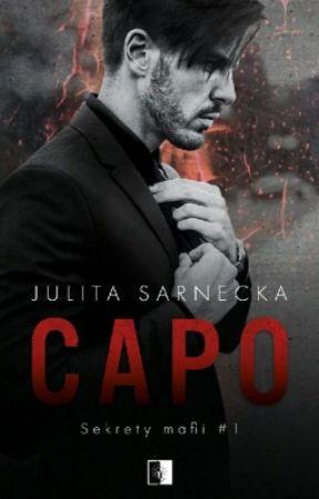 CAPO- (Vincent )( Zostanie wydana! Wydawnictwo NieZwykłe❤️Premiera Styczeń 2021) by onawielepiej
