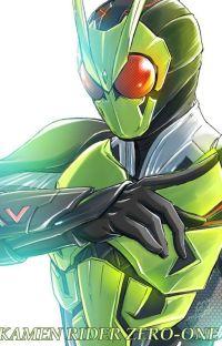 Kamen rider Zero one x My hero academia: The Progrise Hero cover