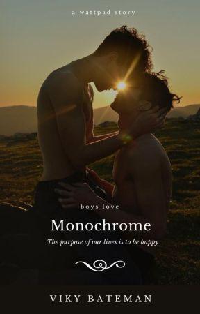 Monochrome (boys love) by --akiira