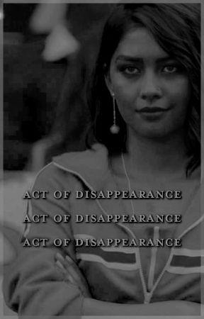 act of disappearance ⇉ twilight_au by verlachomai
