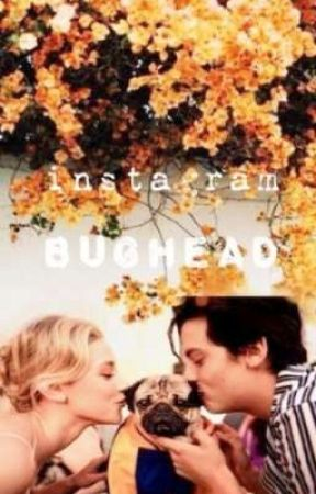 if you are there, every thing makes sense || instagram bughead by Sprousehart92