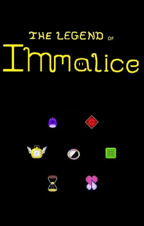 The Legend of Immalice by MrWB3ar