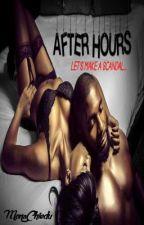 After Hours by MonaChiedu