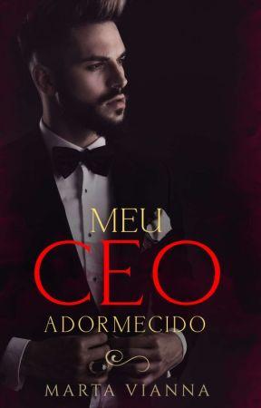 Meu CEO Adormecido. DEGUSTAÇÃO by Marta_Vianna