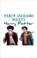 Percy Jackson Meets Harry Potter by marinatyrell
