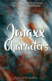 JONAXX CHARACTERS cover